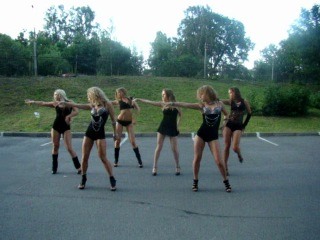 Laim Dance Studio Erotic-Go-Go ����))))